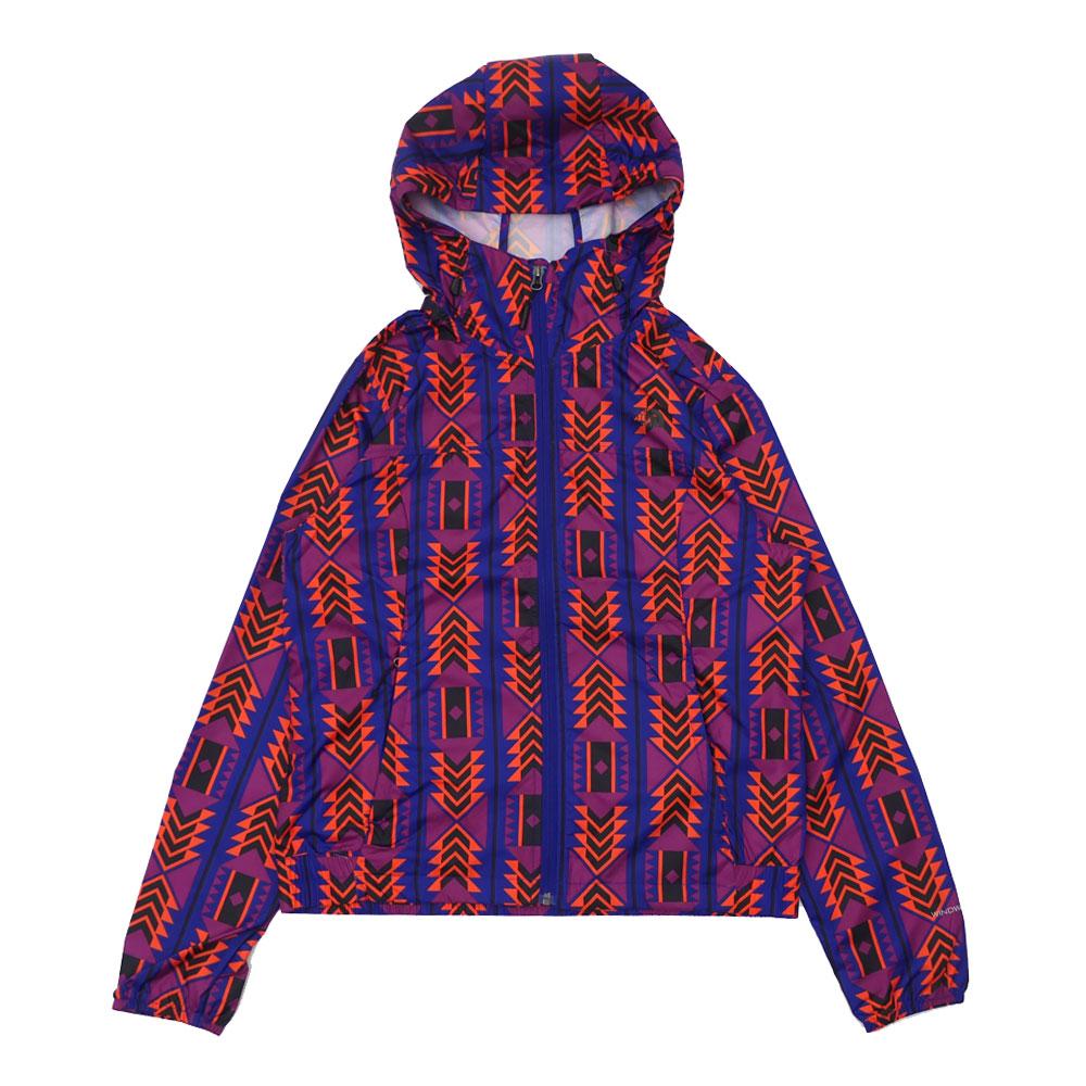 海外限定 ザ ノースフェイス THE NORTH FACE WOMEN'S PRINTED CYCLONE JACKET ジャケット AZTEC BLUE RAGE レディース 999005888044 OUTER