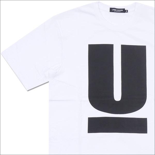 最安値で  新品 アンダーカバー UNDERCOVER U TEE Tシャツ WHITE ホワイト 白 メンズ 半袖Tシャツ, BUSINESS&CASUALSHOES LONGPSHOE 8056638a
