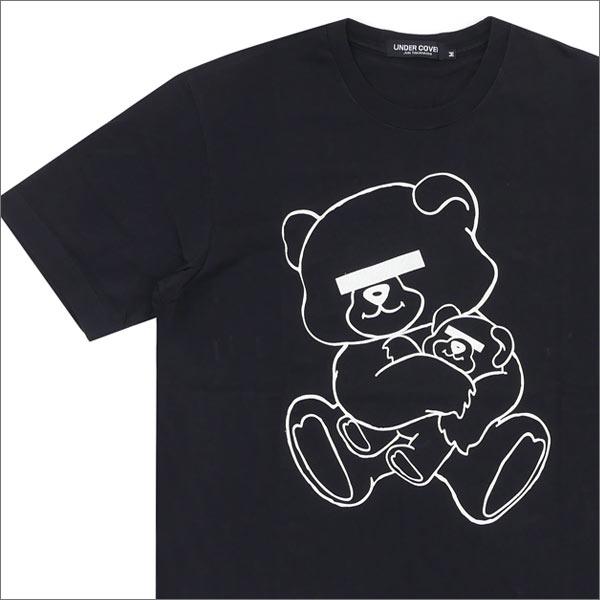 新品 アンダーカバー UNDERCOVER NEU BEAR TEE Tシャツ BLACK ブラック 黒 メンズ 半袖Tシャツ