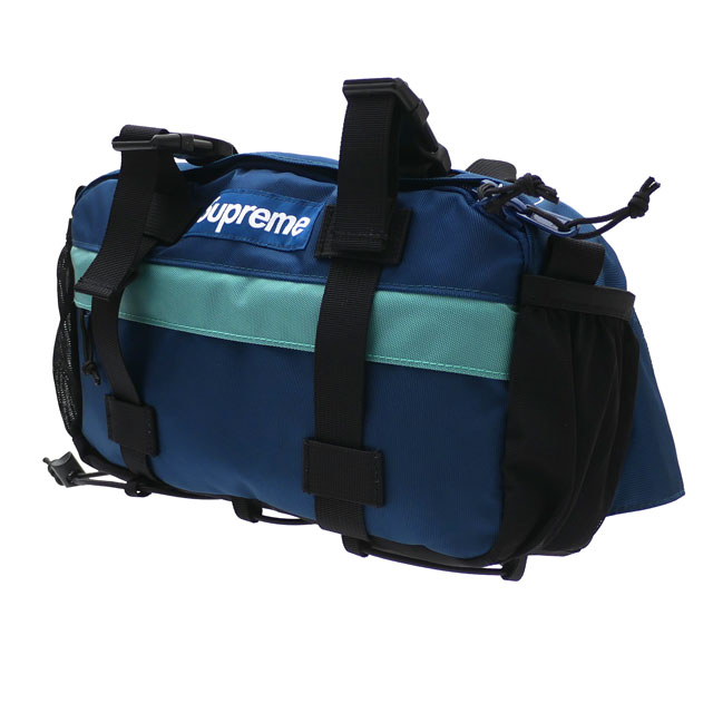 新品 シュプリーム SUPREME Waist Bag ウエストバッグ TEAL ティール メンズ レディース 新作 グッズ