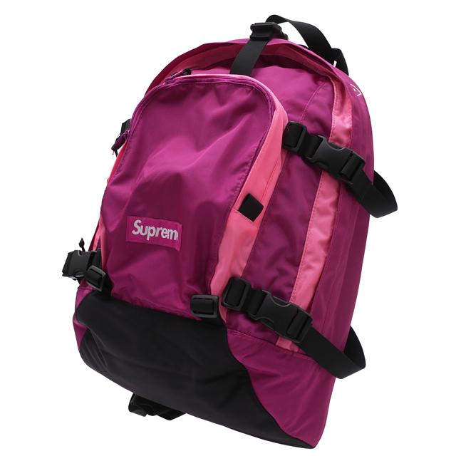 新品 シュプリーム SUPREME Backpack バックパック MAGENTA マゼンタ メンズ レディース 新作 グッズ