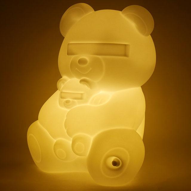 新品 アンダーカバー UNDERCOVER x メディコム・トイ MEDICOM TOY BEAR FLOOR LAMP フロアランプ ライト WHITE ホワイト 白 メンズ レディース 新作 グッズ