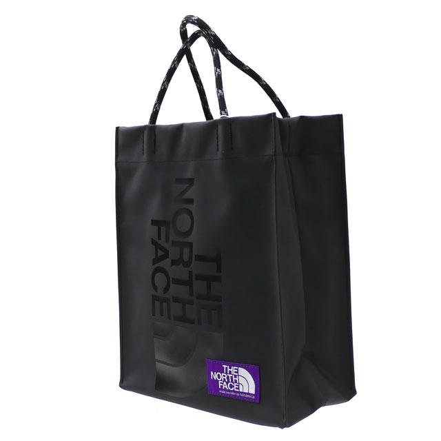 新品 ザ・ノースフェイス パープルレーベル THE NORTH FACE PURPLE LABEL TPE Shopping Bag S トートバッグ ショッピングバッグ K(BLACK) 新作 NN7002N グッズ
