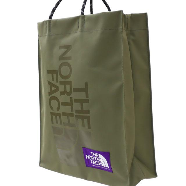 新品 ザ・ノースフェイス パープルレーベル THE NORTH FACE PURPLE LABEL TPE Shopping Bag トートバッグ ショッピングバッグ KK(KHAKI) 新作 NN7001N グッズ