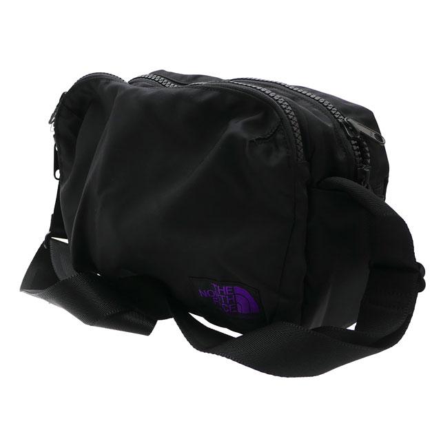 新品 ザ・ノースフェイス パープルレーベル THE NORTH FACE PURPLE LABEL LIMONTA Nylon Shoulder Bag ショルダーバッグ K(BLACK) 新作 NN7916N グッズ