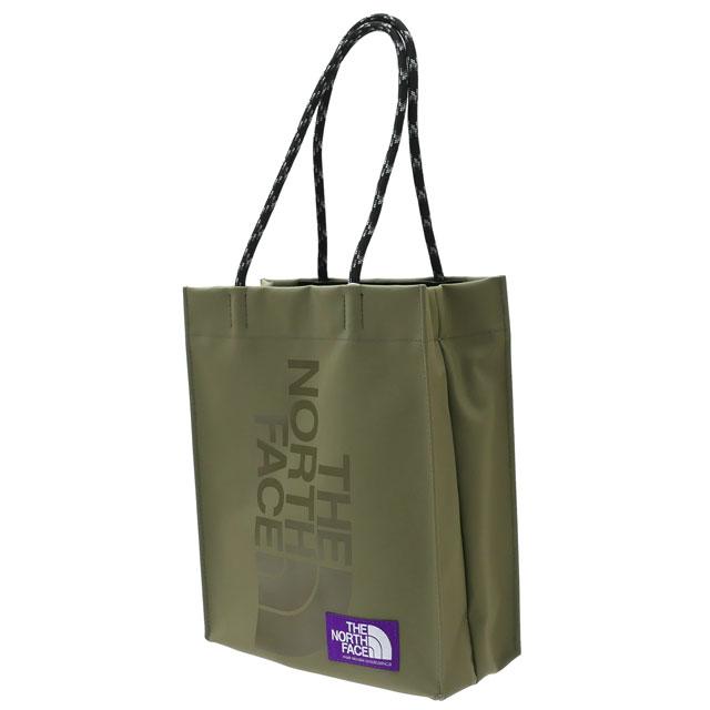 新品 ザ・ノースフェイス パープルレーベル THE NORTH FACE PURPLE LABEL TPE Shopping Bag S トートバッグ ショッピングバッグ KK(KHAKI) 新作 NN7002N グッズ