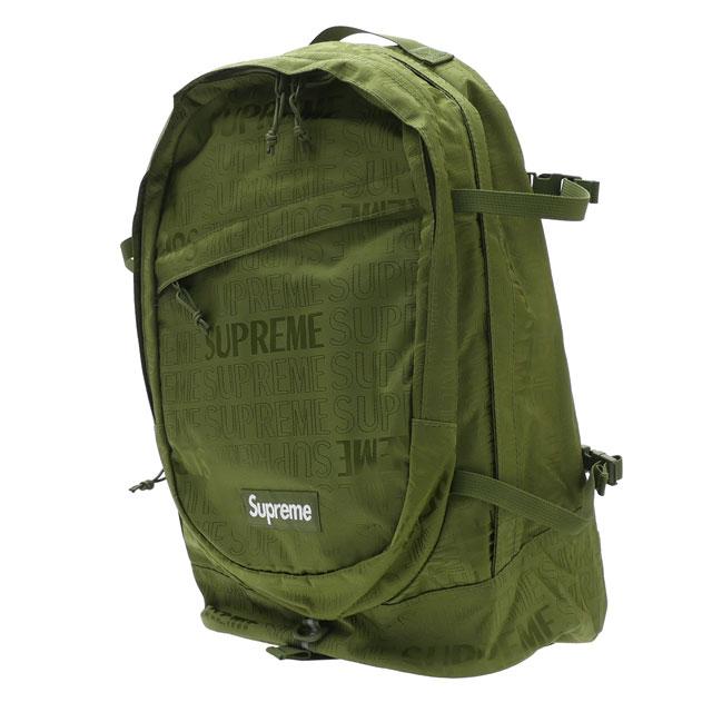 シュプリーム SUPREME Backpack バックパック OLIVE オリーブ メンズ レディース 【新品】 276000307015 グッズ