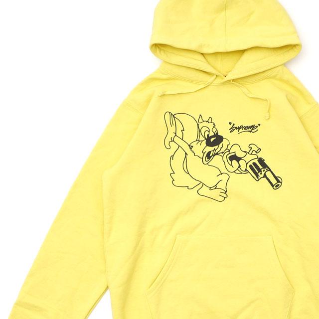 シュプリーム SUPREME Lee Hooded Sweatshirt スウェットパーカー YELLOW 111001349038 【新品】