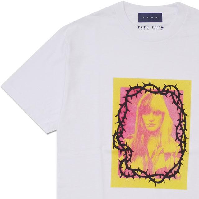 ロンハーマン Ron Herman x BLOW ブロー KATE0005 TEE Tシャツ WHITE 200007948040 【新品】