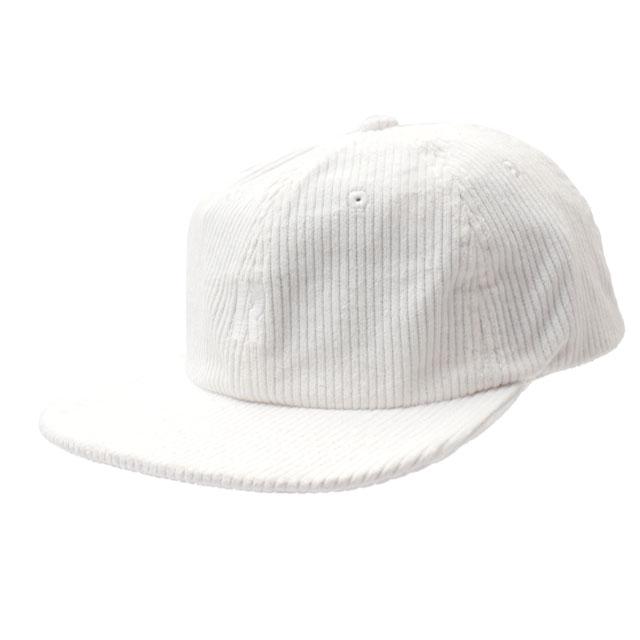 ロンハーマン RHC Ron Herman R CORDUROY CAP キャップ WHITE 265001085010 【新品】