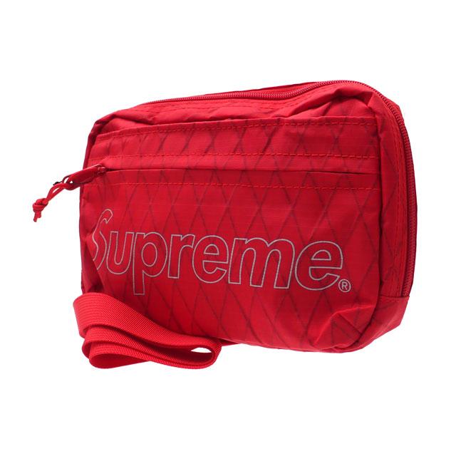 シュプリーム SUPREME Shoulder Bag ショルダーバッグ RED 275000178013 【新品】
