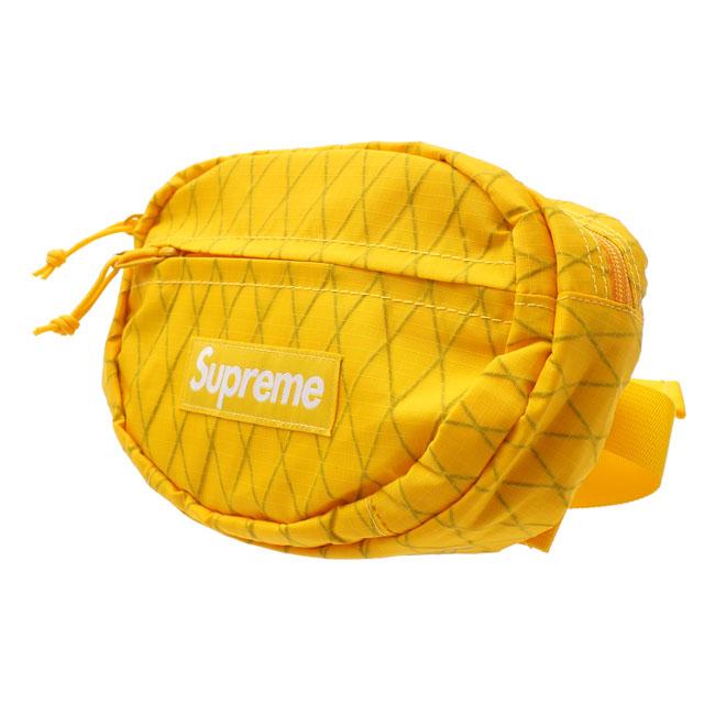 シュプリーム SUPREME Waist Bag ウエストバッグ YELLOW 277002542118 【新品】