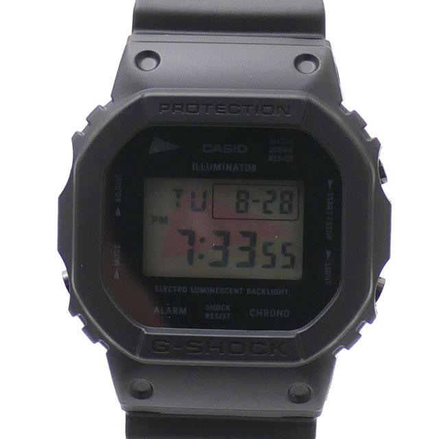 Pilgrim Surf Supply ピルグリム サーフ サプライ x CASIO カシオ GSHOCK DW5600VT ジーショック 腕時計 BLACK 287000217011 【新品】