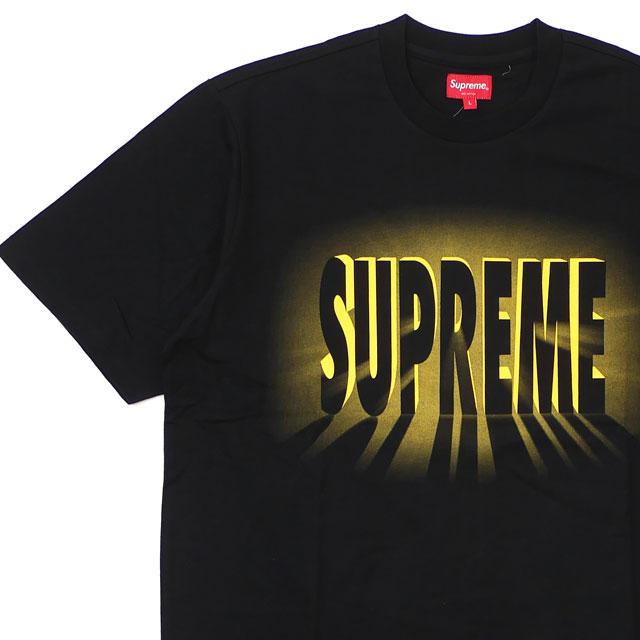 シュプリーム SUPREME Light S S Top Tシャツ BLACK 203000297151 【新品】