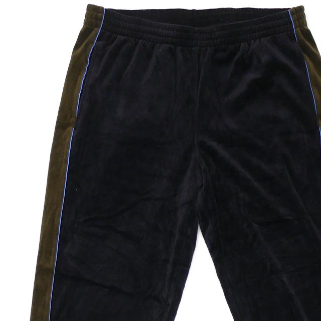 シュプリーム SUPREME Velour Track Pant トラックパンツ BLACK 249000621141 【新品】