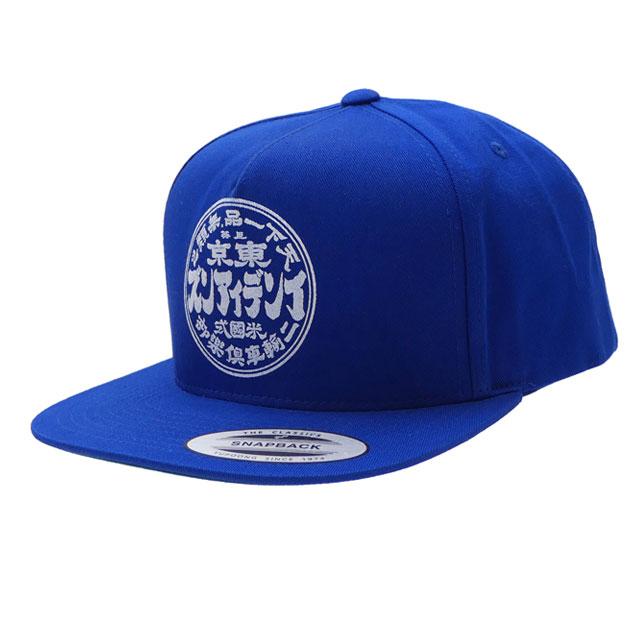 TOKYO INDIANS MC 東京インディアンズ モーターサイクル NOSTALGIA LOGO CAP キャップ BLUE 265001096014 【新品】 ネイバーフッド NEIGHBORHOOD goro's ゴローズ