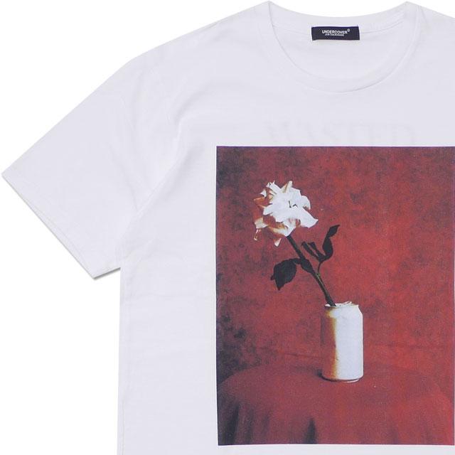 アンダーカバー UNDERCOVER x VERDY ヴェルディ WASTED YOUTH TEE Tシャツ WHITE 200007996520 【新品】