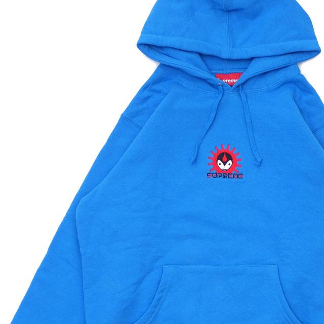 シュプリーム SUPREME 18FW Vampire Hooded Sweatshirt スウェットパーカー BRIGHT ROYAL ブルー 青 メンズ 【新品】 2018FW 418000405044