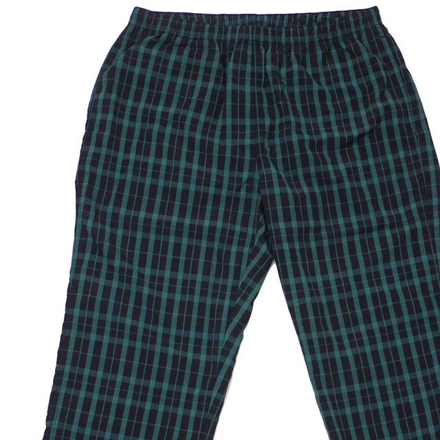 シュプリーム SUPREME 18FW Nylon Plaid Track Pant パンツ GREEN グリーン 緑 メンズ 【新品】 2018FW 418000397055