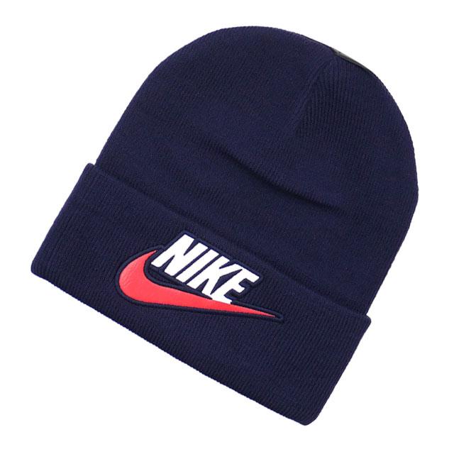 f8702519e85 シュプリーム SUPREME x Nike NIKE 18FW Beanie beanie NAVY navy dark blue men  2018FW 253000462017