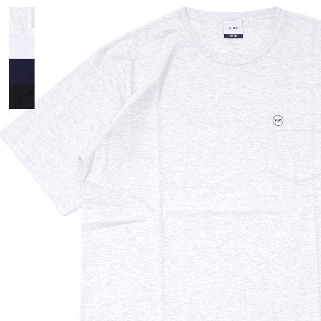 d390b56eb Cliff Edge: Double taps WTAPS BLANK SS 01 TEE T-shirt men 182ATDT ...