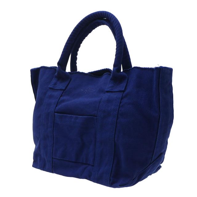 ロンハーマン Ron Herman RH TOTE BAG SMALL トートバッグ BLUE ブルー 青 メンズ レディース 【新品】 277002551014