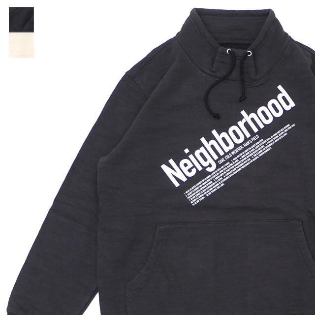 ネイバーフッド NEIGHBORHOOD 18AW SLUB C HN LS スウェット メンズ 【新品】 2018AW 182FHNH CSM02 202000996046