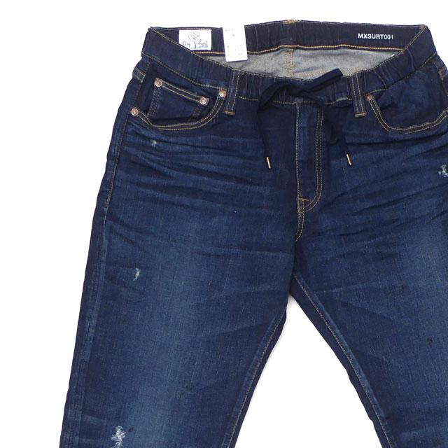 ロンハーマン RHC Ron Herman x サート SURT x ビッグジョン Big John Jog Slim Tapered Jeans デニム DK.INDIGO インディゴ メンズ 【新品】 240001448069