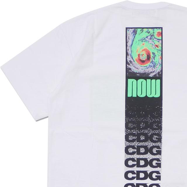 [次回のお買い物で使える500円OFFクーポン配布中!! 4/30(火)まで!!] シーディージー CDG コムデギャルソン COMME des GARCONS x IGNORED PRAYERS T-SHIRT 1 Tシャツ WHITE ホワイト 白 メンズ 【新品】 200008037050