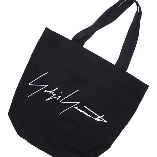 9bc46f0707 Toothpick Yamamoto Yohji Yamamoto article not for sale Signature Logo Tote  Bag tote bag BLACK black black men 277002562011