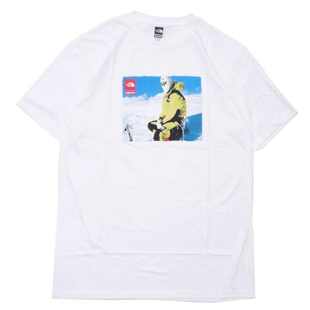 supreme north face shirt