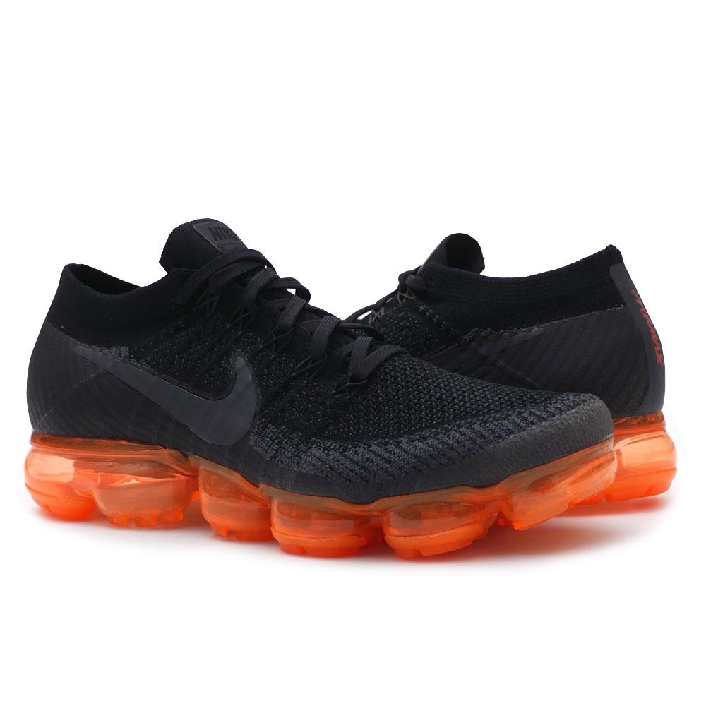 b623ae0795 Nike NIKE AIR VAPORMAX FLYKNIT P vapor max ANTHRACITE/BLACK-RUSH ORANGE men  AH8449