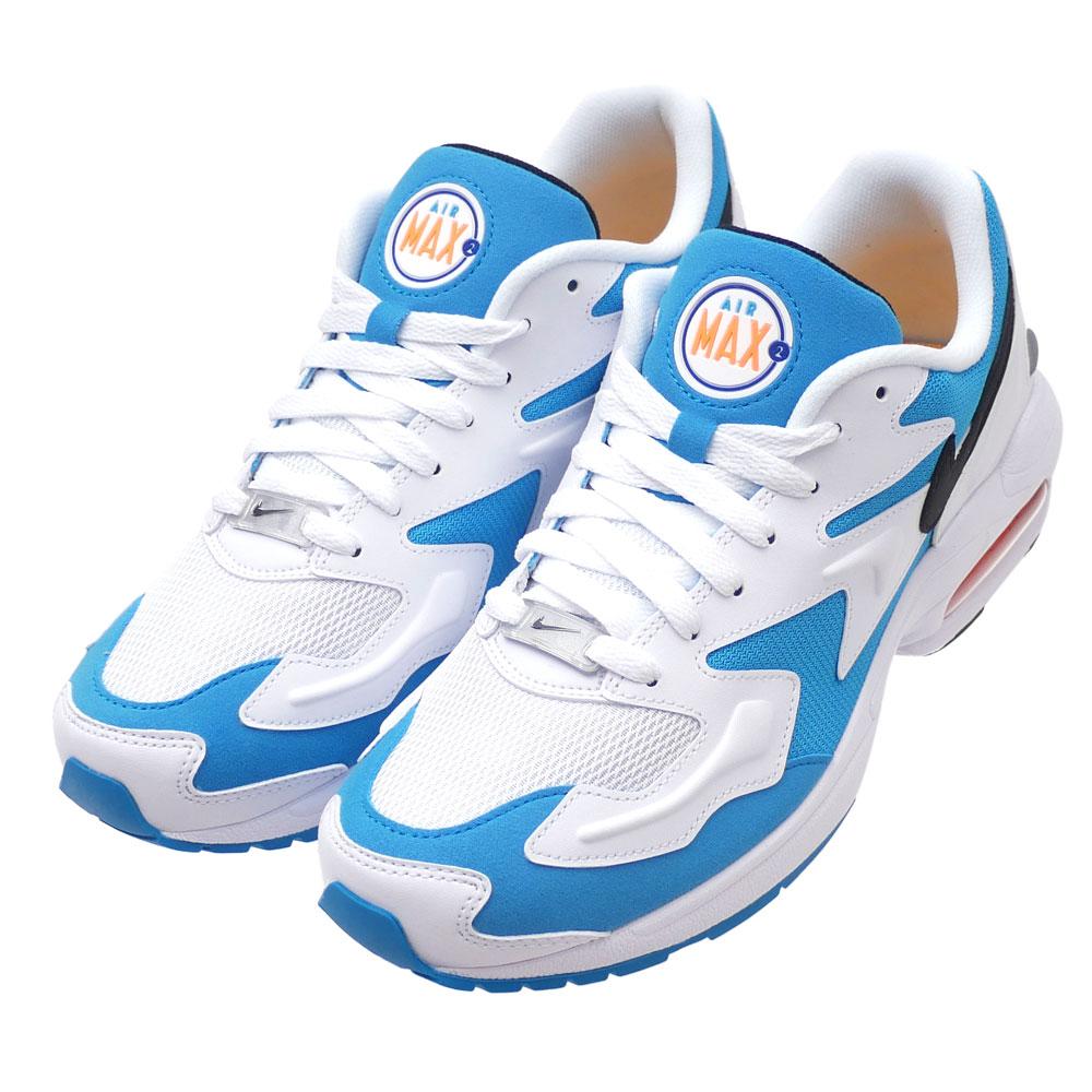 a21504b331 Cliff Edge: Nike NIKE AIR MAX2 LIGHT Air Max BLUE LAGOON blue lagoon men AO1741  100 291002538280   Rakuten Global Market