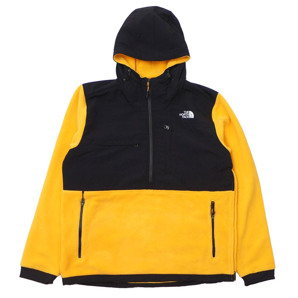 923529e62 Overseas limited the North Face DENALI ANORAK JACKET デナリアノラックジャケット TNF  YELLOWxTNF BLACK yellow black yellow black men ...