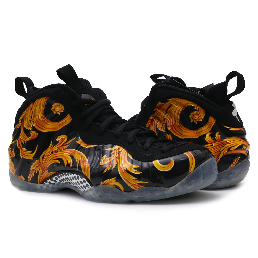 6a2d2c3f4bf シュプリーム SUPREME x Nike NIKE AIR FOAMPOSITE 1 SUPREME SP エアフォームポジット  652