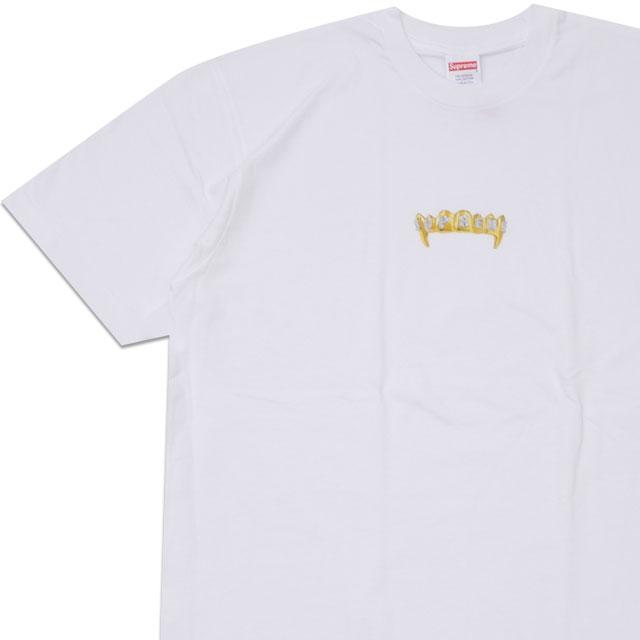 [次回のお買い物で使える500円OFFクーポン配布中!! 4/30(火)まで!!] シュプリーム SUPREME 19SS Fronts Tee Tシャツ WHITE ホワイト 白 メンズ 【新品】 2019SS 200008085030