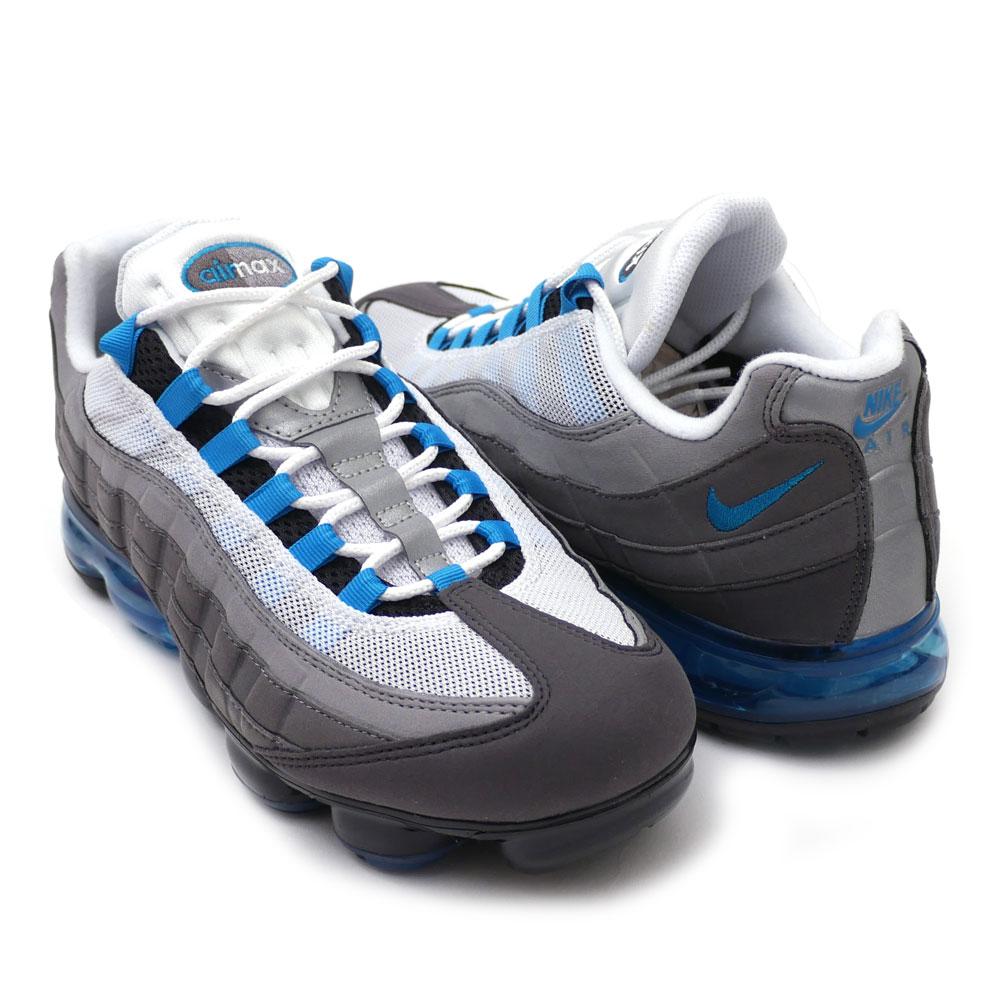 2ffb327549 Nike NIKE AIR VAPORMAX '95 vapor max BLACK/NEO TURQ-MEDIUM ASH men AJ7292- 002 191013103300