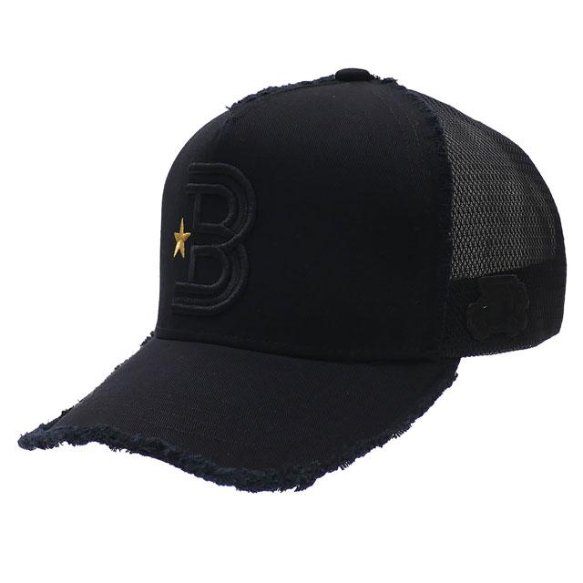 [次回のお買い物で使える500円OFFクーポン配布中!! 4/30(火)まで!!] 新品 ヨシノリコタケ YOSHINORI KOTAKE x BEAMS GOLF ビームスゴルフ MESH CAP キャップ BLACK ブラック メンズ 251001325011