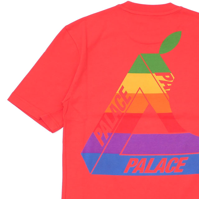99c0c122c25f New palace skateboarding Palace Skateboards 19SS JOBSWORTH T-SHIRT T-shirt  RED red red men new work 2019SS 200008149233
