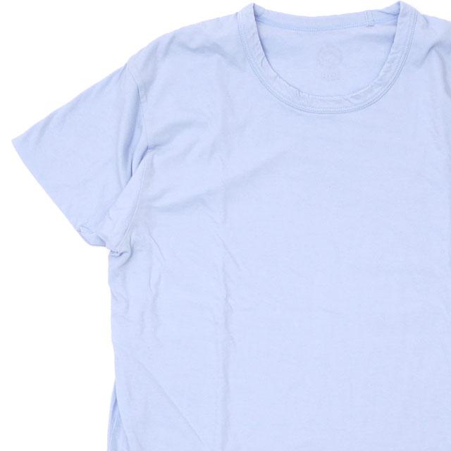 [次回のお買い物で使える500円OFFクーポン配布中!! 4/30(火)まで!!] 新品 ロンハーマン RHC Ron Herman ORGANIC COTTON TEE Tシャツ BLUE ブルー 青 メンズ 新作 200008151044