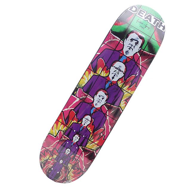 新品 シュプリーム SUPREME 19SS DEATH Skateboard スケートボード デッキ MULTI マルチ メンズ レディース 新作 2019SS 418000708019