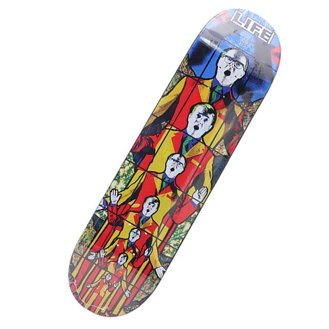 新品 シュプリーム SUPREME 19SS LIFE Skateboard スケートボード デッキ MULTI マルチ メンズ レディース 新作 2019SS 418000709019