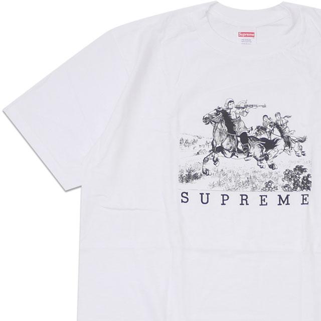 34c3feb5 New シュプリーム SUPREME 19SS Riders Tee T-shirt WHITE white white men 2019SS new  work