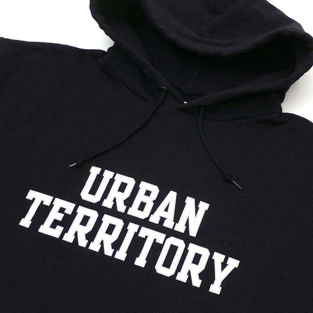 新品 ダブルタップス WTAPS 19SS URBAN TERRITORY HOODED パーカー BLACK ブラック メンズ 新作 2019SS 191ATDT-CSM16 111001428 (W)TAPS 111001435061