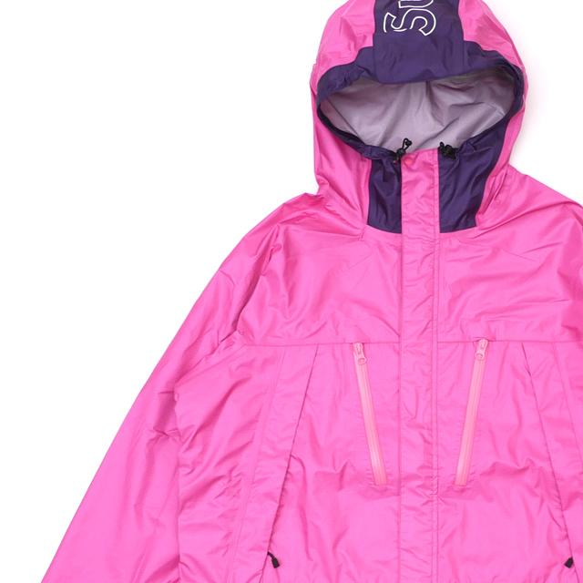 【はこぽす対応商品】 新品 シュプリーム PINK SUPREME Taped Taped Seam Jacket テープドシーム ジャケット ジャケット PINK ピンク メンズ 新作 418000807053:Cliff Edge, asian closet:50b4bebf --- nagari.or.id