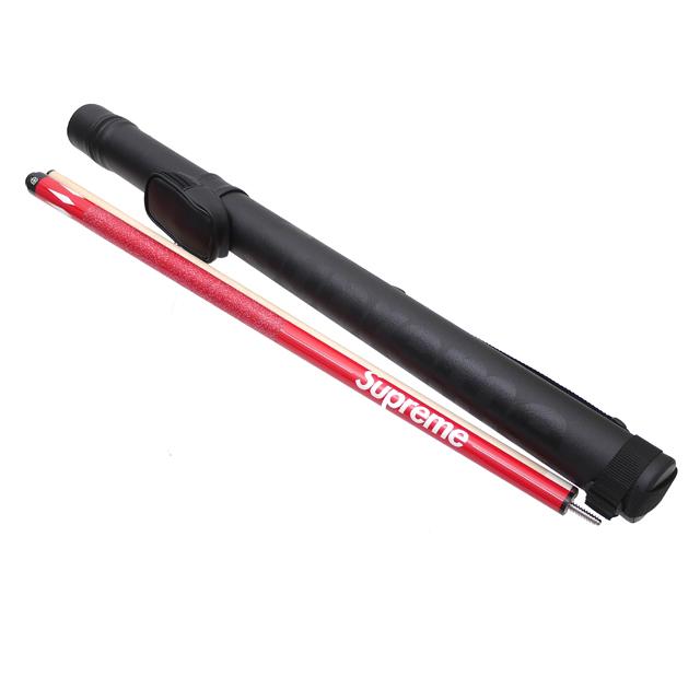 新品 シュプリーム SUPREME x マクダーモット McDermott Pool Cue キュー RED レッド 赤 メンズ レディース 新作 290004984013