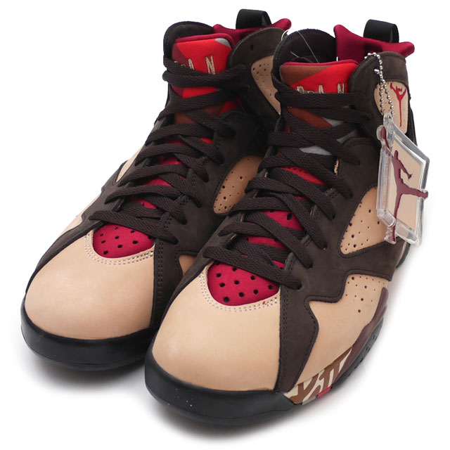349adc3ac99 New article Nike NIKE AIR JORDAN 7 RETRO PATTA Air Jordan SHIMMER/TOUGH RED-