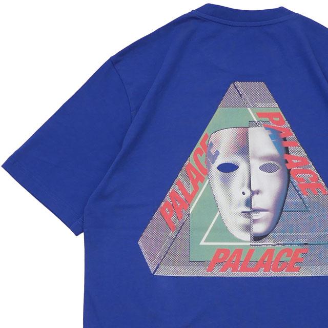 新品 パレス スケートボード Palace Skateboards TRI-BURY T-SHIRT Tシャツ BLUE ブルー 青 メンズ 新作 200008223044