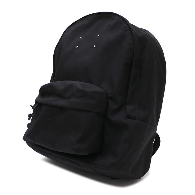 【メーカー包装済】 【2021年3月度 月間優良ショップ受賞 バックパック】 新品 メゾン・マルジェラ Margiela 黒 Maison Margiela S55WA0053 BACKPACK バックパック BLACK ブラック 黒 メンズ レディース, ミカワムラ:fb62a080 --- pavlekovic.hr