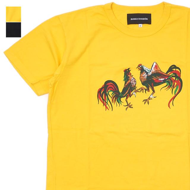 新品 ビアンカシャンドン Bianca Chandon Cockfight T-Shirt Tシャツ メンズ